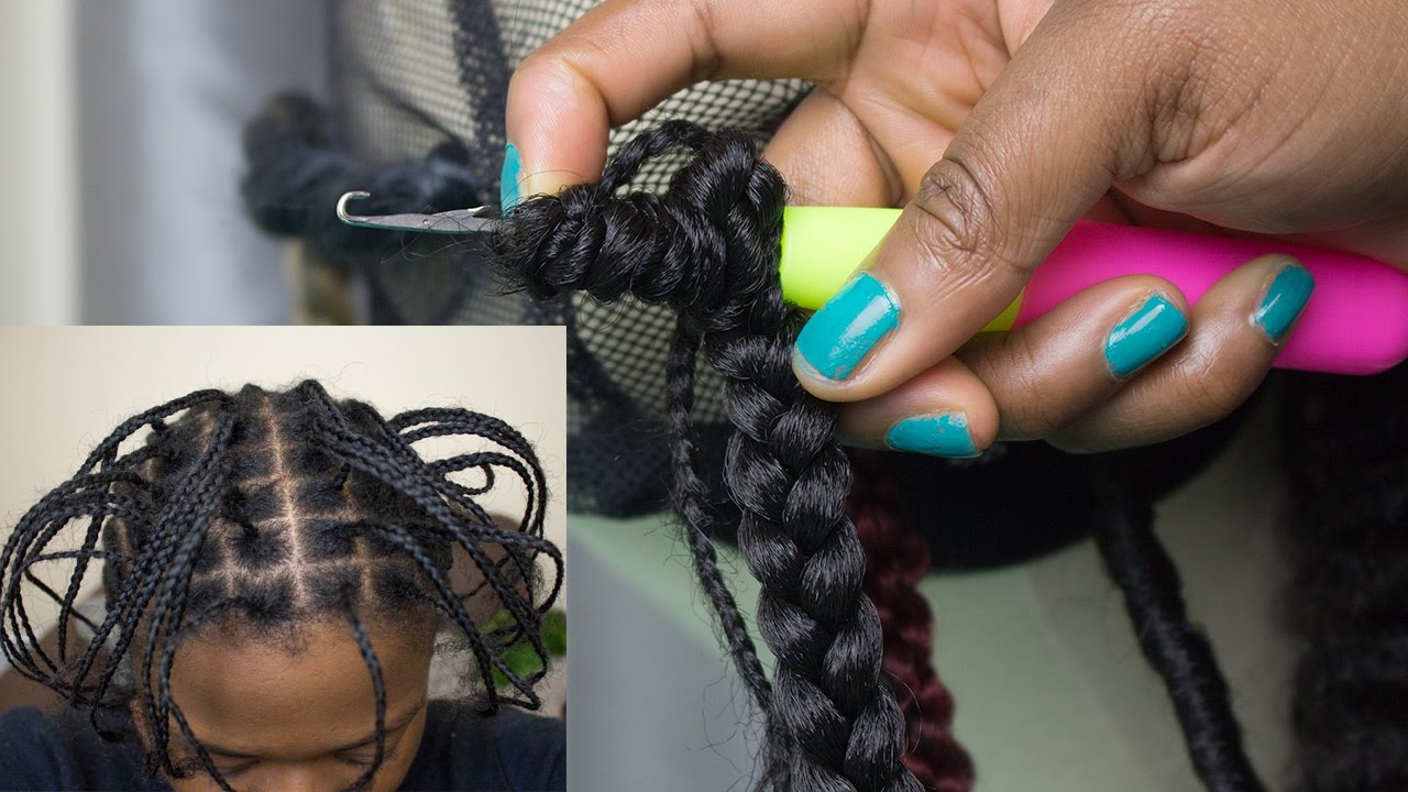 Crochet Braids Individual Method Different Types Of Crochet
