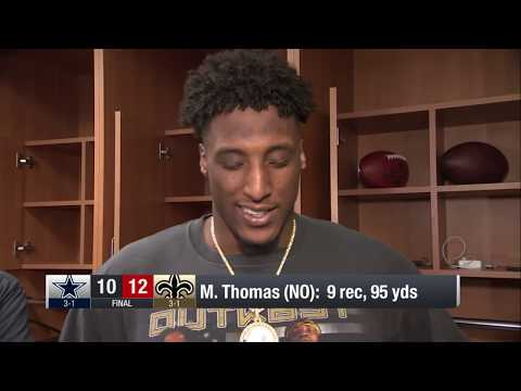 michael-thomas:-teddy-bridgewater-'fought-his-butt-off'-in-win-over-the-cowboys