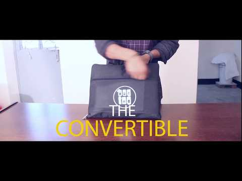The Convertible Bag - Bagtag.com.bd