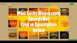 SpeedyBet Casino and Sportsbetting - Instant withdrawals!