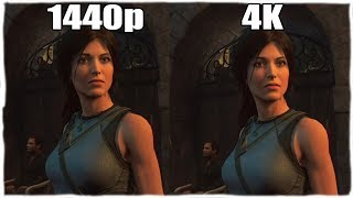 Download lagu 1440p Gaming On A 4K Monitor How Does It Look MP3