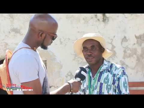 InterFace Ganbia TV Live 30th Jan 2019 wit 2018 Gambia Tour @ Juffureh Fort Bullet Part 8