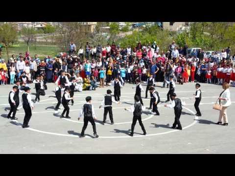 23 Nisan Atım Arap oyunu