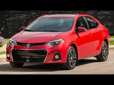2016 toyota corolla review youtube. Black Bedroom Furniture Sets. Home Design Ideas