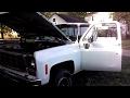1978 Chevy (GMC) 4x4 half ton pickup truck
