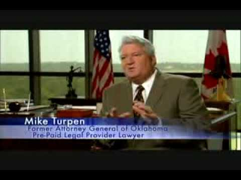 Pre-Paid Legal Services/ Legal Shield Now More Than Ever Video Part One