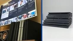 Die große Lautstärke- und Strommessung der PS4 Pro vs PS4 Standard vs PS4 Slim  - Dr. UnboxKing
