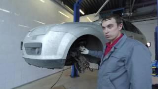 замена ступицы Ford Focus 2
