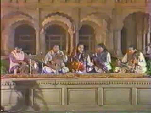Ustad Salamat Ali & Sons-darbari