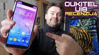 Oukitel U18 recenzija - povoljna cijena, 21:9 ekran, 4GB/64GB, 4000 mAh (23.03.2018)
