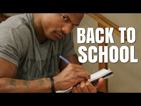 """BACK TO SCHOOL"" Work Out Tips For College Or High School Students"