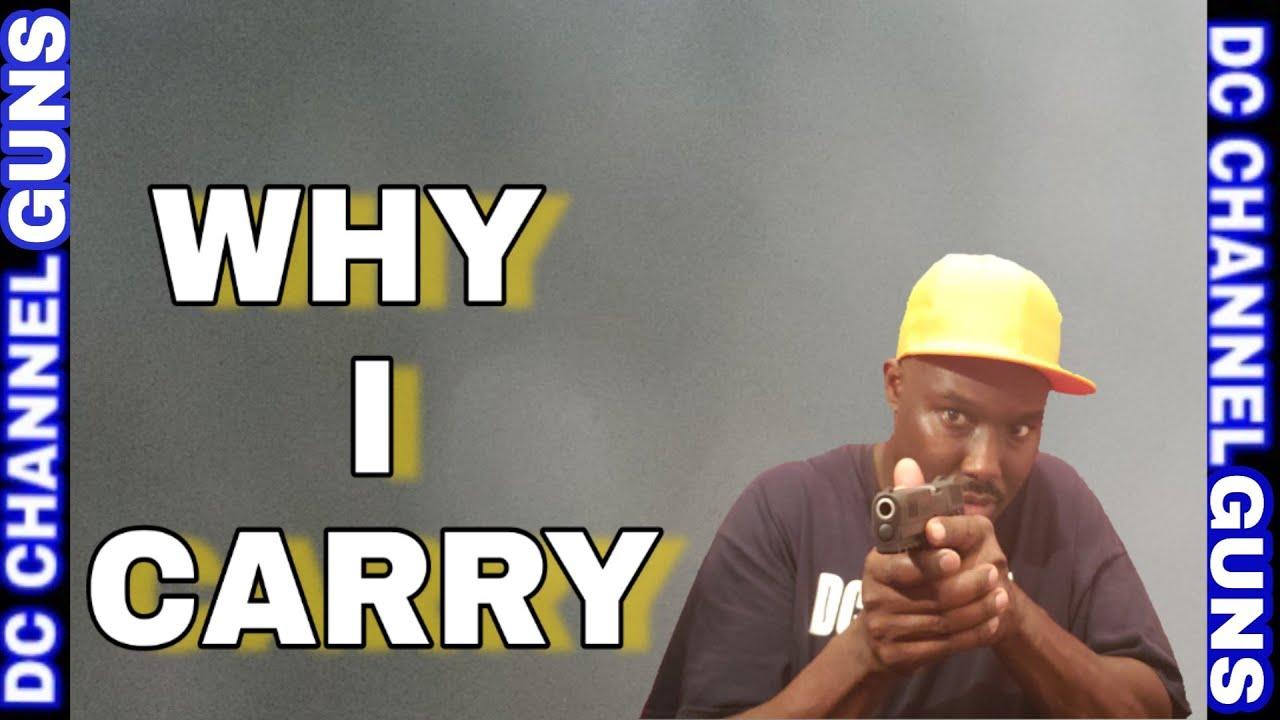 WHY I #CARRY ? (#EDC) | GUNS