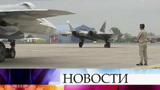 Современные и перспективные средства ПВО Владимиру Путину показали в Астраханской области.