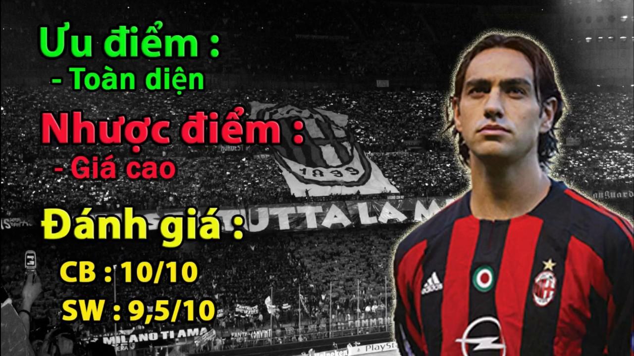 FO3 - Review huyền thoại AC Milan A. Nesta