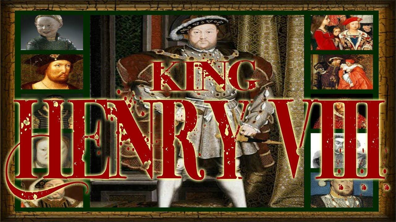a biography and life work of king henry viii of british monarchy The children of henry viii which brings to life jane seymour, king henry viii's these two families were locked in battle for control of the british monarchy.