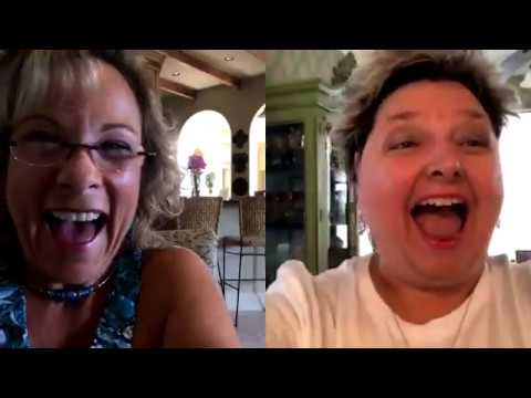 """Live interview with Debbie Kitterman, author of """"The Gift of Prophetic Encouragement"""" Book"""