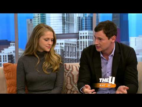 Benjamin Walker and Teresa Palmer