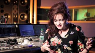 Helena Bonham Carter on iF Poems app
