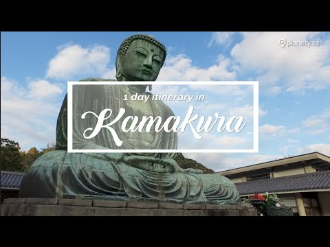Kamakura - Travel plan for first timers | Japan Itinerary suggestion image