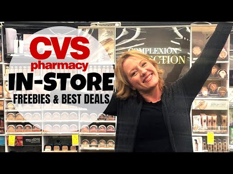 CVS IN-STORE COUPONING (12/02-12/08) Spectacular Makeup Deals, Freebies, HOT Clearance + GIVEAWAY!
