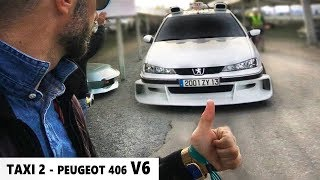 TAXI 2 en V6 🇫🇷 MIEUX QUE TAXI 5 !