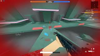 THE NEW SMG PP-19 IN ROBLOX BAD BUSINESS