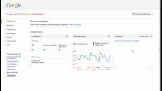 Google Hulpprogramma's voor Webmasters