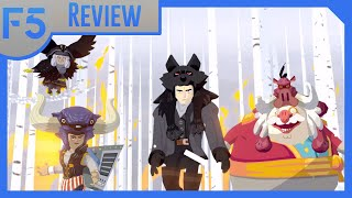 Bloodroots Review: Frantic, Bloody Mayhem (Video Game Video Review)