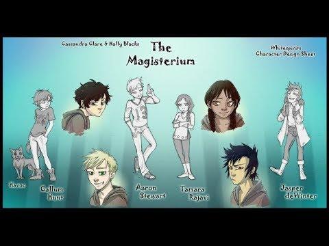 Академии Магии. Часть 2. Магистериум, школа под землей