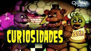 Curiosidades Sobre Five Nights at Freddy