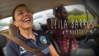 #MINHABRASILIA /// LEILA BARROS (VÔLEI)