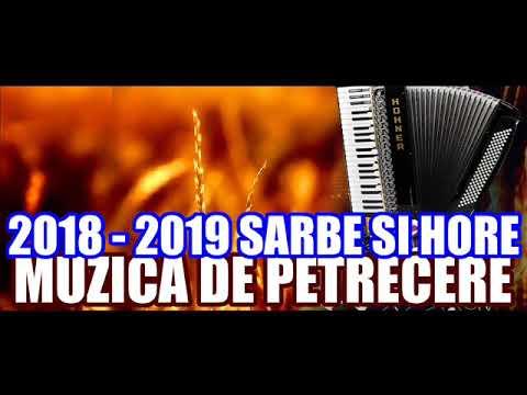 MUZICA DE PETRECERE SARBE SI HORE COLAJ SUPER PROGRAM 2018 - 2019 MEGA COLAJ cu ADI RUSU SI OANA