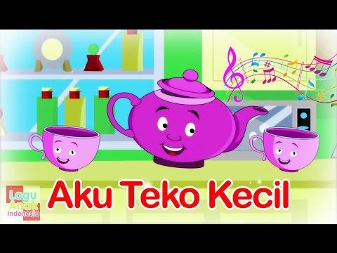 Aku Teko Kecil | Lagu Anak Indonesia