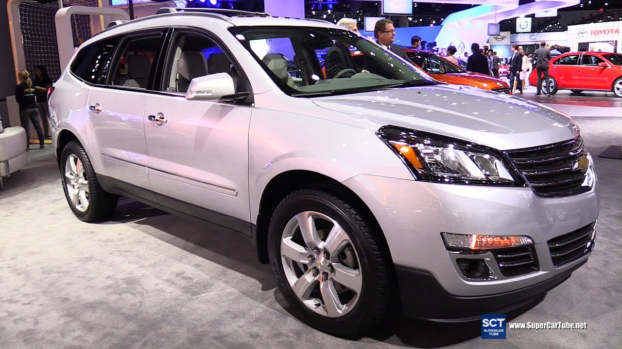 2016 chevrolet traverse ltz exterior and interior. Black Bedroom Furniture Sets. Home Design Ideas