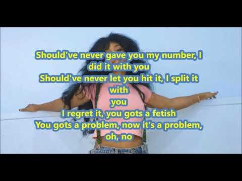 SZA Love Galore Lyrics Ft. Travis Scott