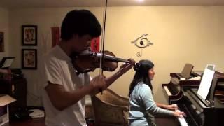 Midnight Performance at The Tsaur's: Ian Chen - Wieniawski