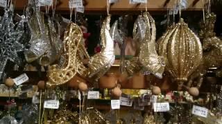 Рождественский базар в Дуйсбурге. Christmas market in Germany. 2016