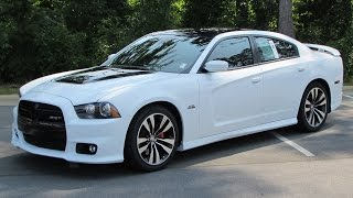 2012 - 2014 Dodge Charger SRT-8 Start Up, Test Drive, and In Depth Review