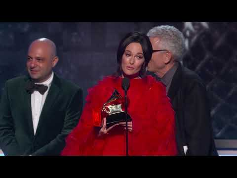 Kacey Musgraves Wins Album Of The Year | 2019 GRAMMYs Acceptance Speech