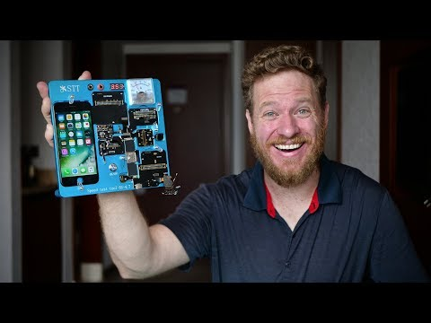 Let's Make an Exploded View iPhone! - in Shenzhen, China
