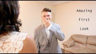 Amazing First Look | Berwind Wedding