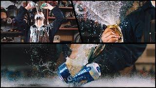 알콜쓰레기 천대광의 맥주 멋지게 마시기 - 맥주가 불쌍해지는 영상 [대광이형]