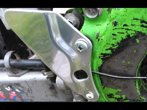 How To Polish Aluminum Motorcycle Parts - Shine On You Crazy Dirtbike!