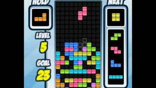 Tetris Pattern - Evil Laugh