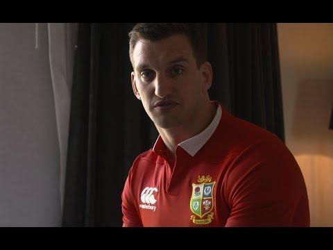 Sam Warburton on the Lions jersey | The British & Irish Lions