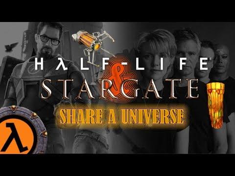 HALF-LIFE & STARGATE SHARE A UNIVERSE || Lore Store