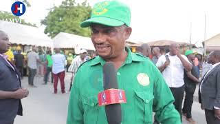 MGOMBEA WA CCM AAHIDI MAKUBWA MAGOMENI