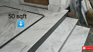Marble or Tile ? which flooring is best
