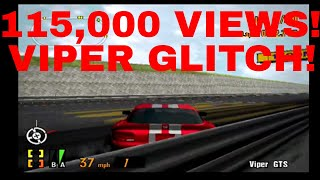Gran Turismo 3 Like the Wind! 115,000 VIEWS! Subscriber Request and Glitchy Viper!