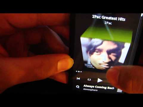 LOOKING FOR A RELACEMENT MUSIC PLAYER FOR ANDROID? Cubed Music Player For Android